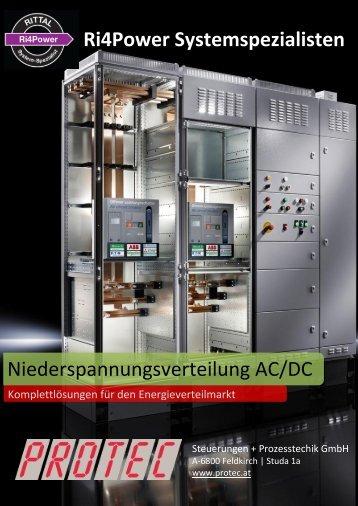 Ri4Power Systemspezialisten ... - PROTEC