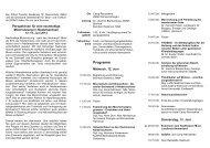 Programm - Deutsche Gesellschaft für Moor- und Torfkunde eV
