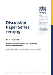 No 10 - August 2013 - European University Viadrina Frankfurt (Oder)