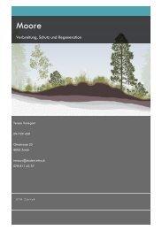 Verbreitung, Schutz und Regeneration - Eawag