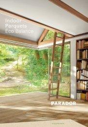 Parquet Eco Balance - HIAG Handel AG