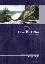 Lino Click Plus - HIAG Handel AG