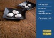 Nettoyage / entretien / huilage - HIAG Handel AG