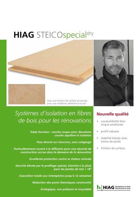Steico special dry - HIAG Handel AG