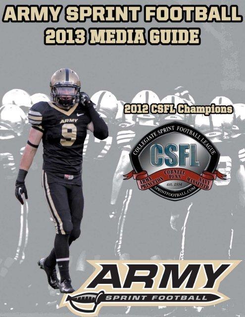 2013 Sprint Football Guide