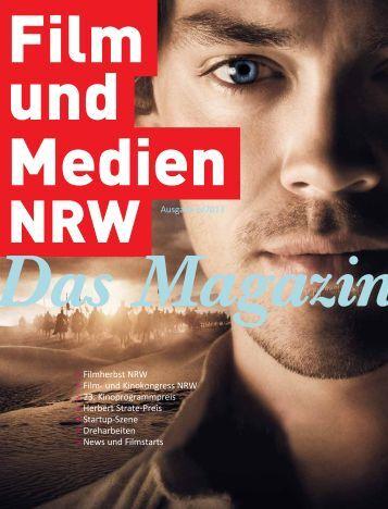 Magazin - Filmstiftung Nordrhein-Westfalen