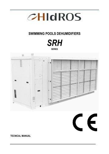 swimming pools dehumidifiers srh