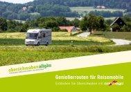 Weitere Informationen zur Ferienregion Oberschwaben ... - Carthago
