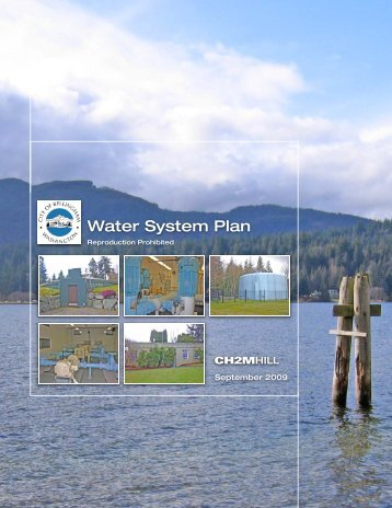 Water System Plan - City of Bellingham