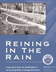 Rain Garden - City of Bellingham, WA