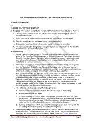 Draft Design Standards - December 2012 ... - City of Bellingham