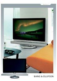 BeoVision 7 - Bang & Olufsen, HiFi-Mathys AG, Luzern