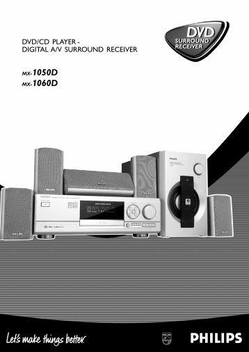Philips DFR1500.pdf - Hifi-pictures.net
