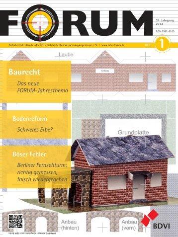 Baurecht - bdvi-forum.de