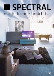 Zum Spectral Katalog Preisübersicht - HIFI Studio Stenz
