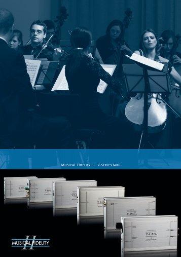 Musical Fidelity | V-Series mkII - Viertron
