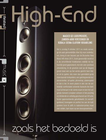 Magico - Symphony Audio Import