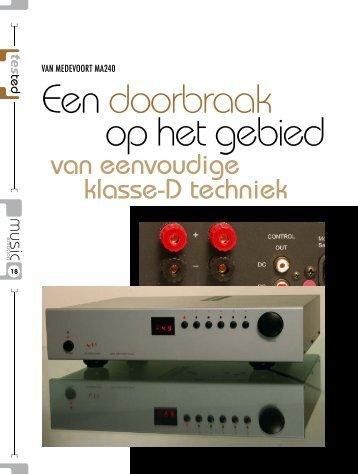 Van Medevoort - Amazon S3
