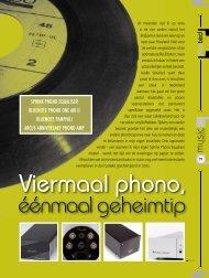 Phono - Amazon S3