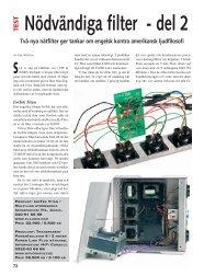Powerisolator PI8 HIGH Fidelity mars 2006 - Hi-Fi Consult