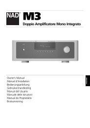 m3 14092005-italian.qxd - Hi-Fi Di Prinzio