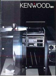 (Sistemi V-71, V-51, V31 + componenti separati ... - Hi-Fi Di Prinzio