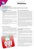 Non au diktat sur les salaires Lohndiktat vom Staat? - Union ... - Page 6