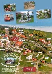 Gäste- zentrum - Feriendorf an der Ostsee