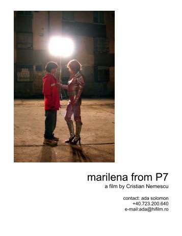 marilena from P7 - HiFilm Productions