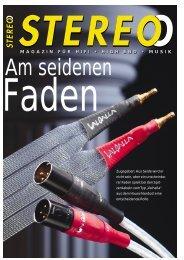 magazin für hifi • high end • musik - Connect Audio Vertrieb GmbH