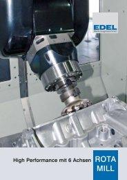 High Performance mit 6 Achsen ROTA - EDEL Entwicklung und ...