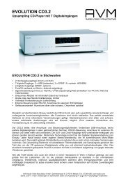 evolution cd3.2 - Hifi Sulzer