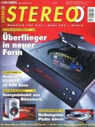 Testbericht Vincent SV_800 Stereo 03 2012 - Hi-Fi Sulzer