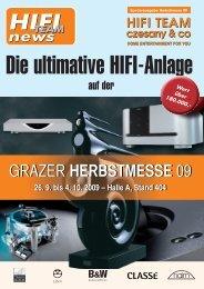 grazer herbstmesse 09 grazer herbstmesse 09 - HiFi - Team