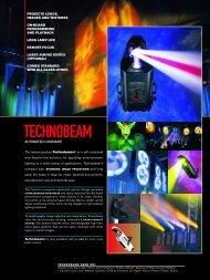 TECHNOBEAM - High End Systems