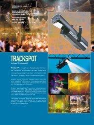 TRACKSPOT - High End Systems