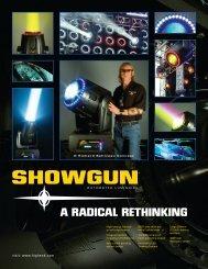 showgun - High End Systems