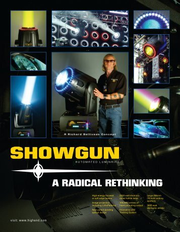 showgun - High End Systems