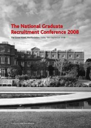 Conference Leaflet 08 - High Fliers