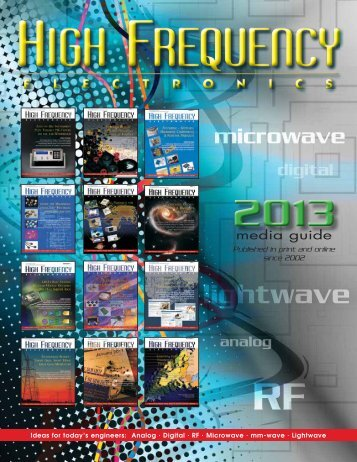 lightwave - High Frequency Electronics