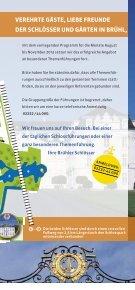 downloaden. (1436kB) - Schlösser Augustusburg und Falkenlust - Seite 3