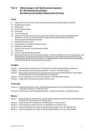 Teil 3 - Wasser- und Schifffahrtsverwaltung des Bundes