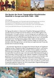 Exposé - Freie Universität Berlin