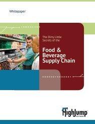 Food & Beverage Supply Chain - Transtore