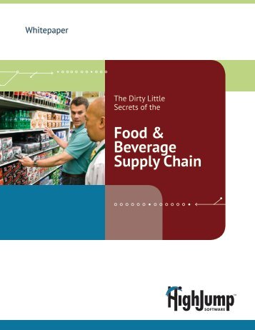 Food & Beverage Supply Chain - Transtore