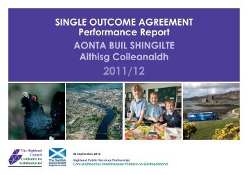 Highland SOA Performance Report 30/09/12 (3.74 MB)