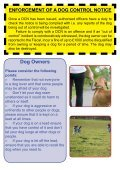 What is a Dog Control Notice? - The Highland Council - Page 3