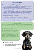 What is a Dog Control Notice? - The Highland Council - Page 4