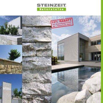 Kiesel / Splitte - STEINZEIT Natursteine GmbH