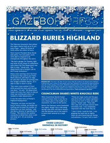 GAZEBOexpress - Town of Highland, Indiana